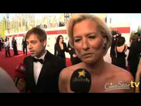 Interview mit Suzanne von Borsody beim Deutschen Fernsehfilm