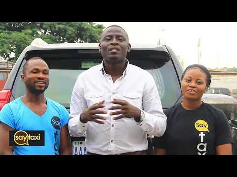 SAY TAXI IN NIGERIA