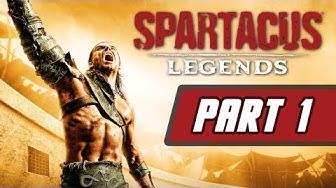 Spartacus Legends - Gameplay Walkthrough - Part 1 [Extremus District]