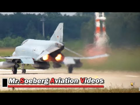 Beautiful Departure F-4 Phantom, 38-24, Luftwaffe, Geilenkirchen Airbase 18-06-2012