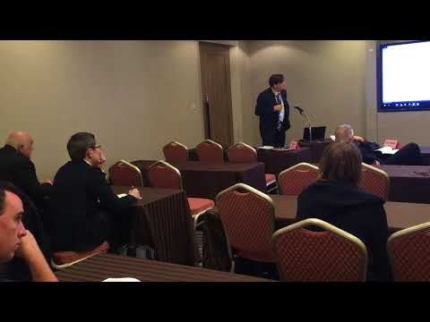 Nick Kostovic, had a speech on Nano Science & Technology 2017 in Japan and presented  Video 1 of 3
