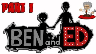 BEN AND ED Funny Gameplay - Tutorial level 1 and level 2 - Let's Play Ben and Ed PC
