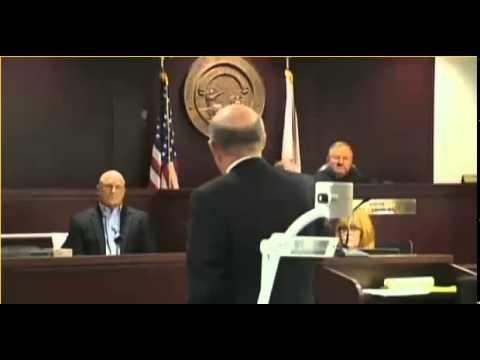 Julie Schenecker Trial - Day 6 - Part 2  (Parker Schenecker)