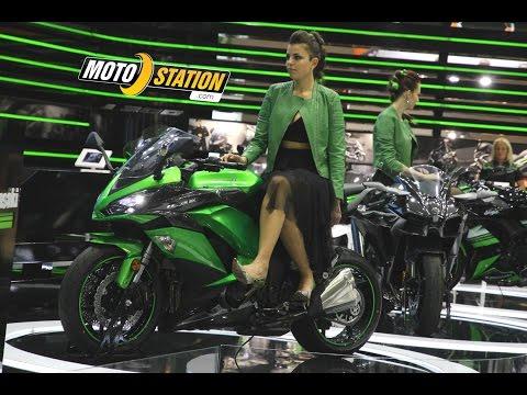 Intermot 2016, Kawasaki Z1000SX 2017