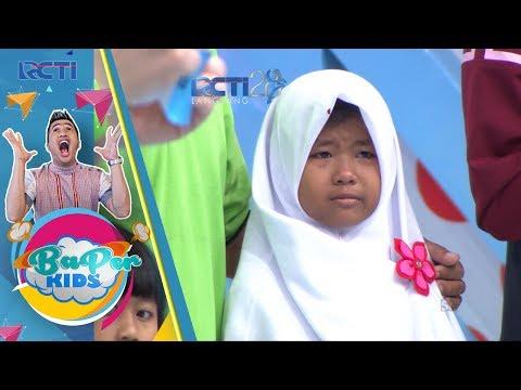 BAPER KIDS - Perjuangan Nia Sungguh Mengharukan [24 Juli 2017]