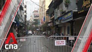 COVID-19: Vietnam shuts all non-essential services in capital Hanoi