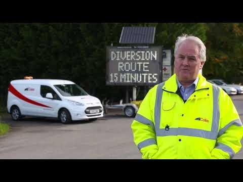 """Colas """"Airscan"""" Active management of diversion routes"""