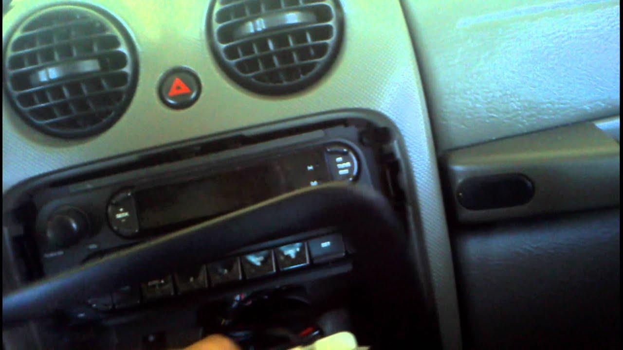 Jeep Liberty Radio Installation Youtube Car Wiring Diagram Grand Cherokee Wj Upgrading Kenwood