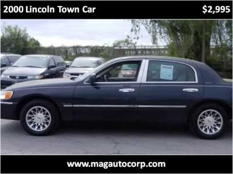 2000 Lincoln Town Car Used Cars New York City Ny Youtube