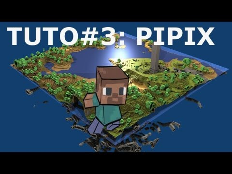 [Minecraft 1.4.7] Tuto Pipix v2.8