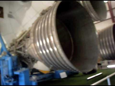 Saturn V. Rocket Park @ NASA. Galveston, TX, USA