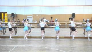 Народно-сценический танец, 3 кл