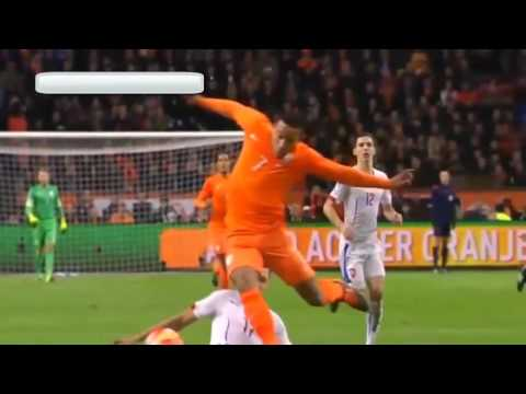 Netherlands - CZECH Republic 2:3 13.10.2015 Euro 2016. A Review Of The Match. Goals!