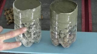 видео Утепление пола керамзитом под стяжку