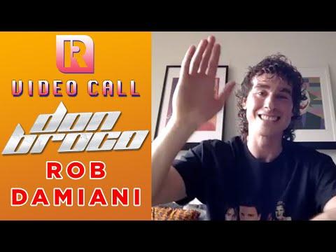 Don Broco's Rob Damiani Talks Writing Their New Album In Lockdown - Video Call