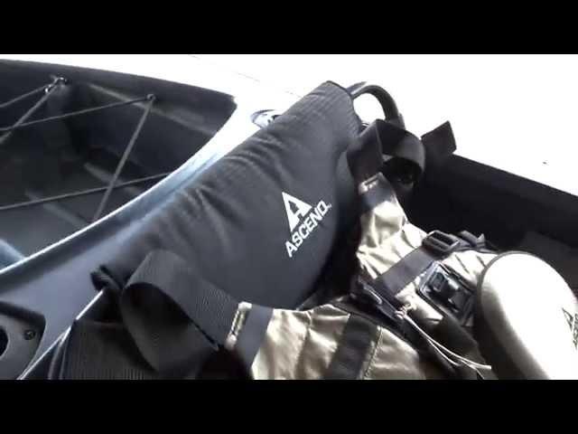 Ascend FS10 Angler Kayak 2015 Edition