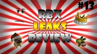 Roblox Leaks Week in Review Episode 13