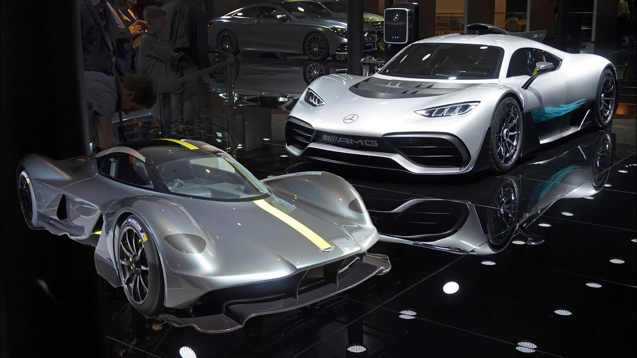 Mercedes-AMG Project One or Aston Martin Valkyrie? - YouTube