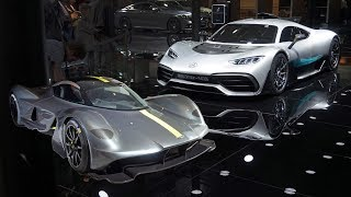 Mercedes-AMG Project One or Aston Martin Valkyrie? thumbnail