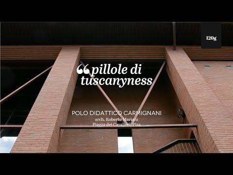 Pills of Tuscanyness — Polo Carmignani (Roberto Mariani)