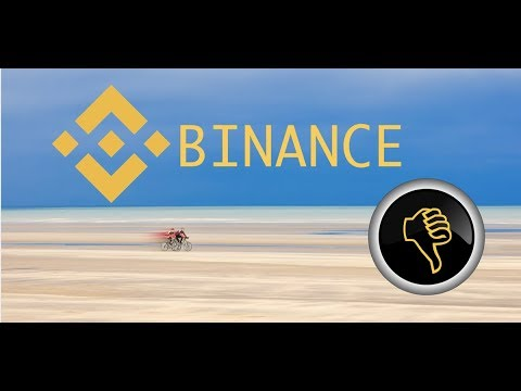 Binance Exchange Temporarily Down After DataBase Issue