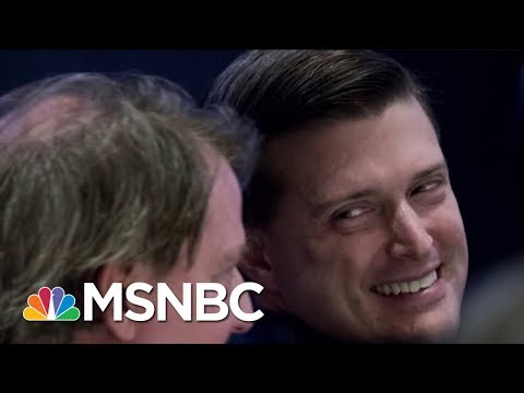 John Kelly And Don McGahn Knew Of Rob Porter's Abuse Allegations For Months | Morning Joe | MSNBC