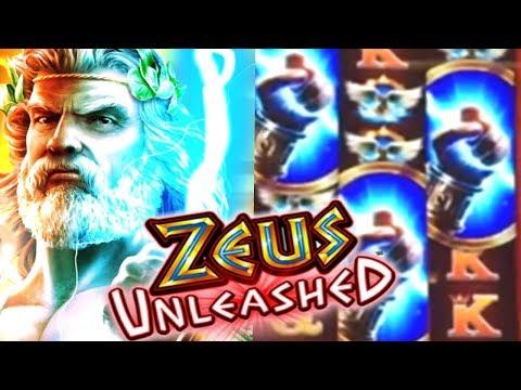 🥇⚡ Zeus Unleashed The Big Win Bonus! 🥇⚡  Live Play $3 Slot Casino Winner!