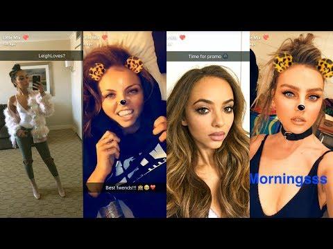 Little Mix  Best Snapchat Moments