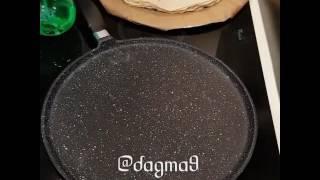 Рецепт лаваша без дрожжей