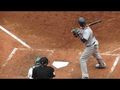 Robinson Cano Home Run against Red Sox