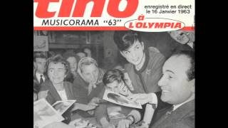 Tino Rossi à  Olympia 1963 - Ave Maria