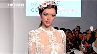 JUANA MARTIN Highlights Spring Summer 2018 Madrid Bridal Week - Fashion Channel