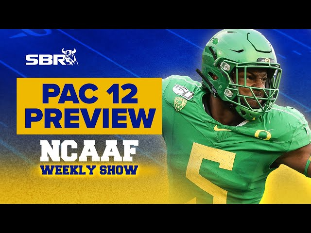 Pac 12 Football Preview and Predictions 🏈