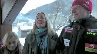 Gambar cover Janez Marič:Biathlon, Family and the Bohinj