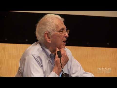 Daniel Ellsberg, Remembering Past Wars, at the San Francisco Public Library