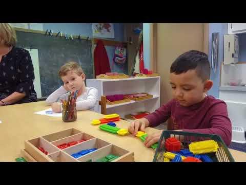 1st Floor Tour - Decolores Montessori School