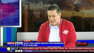 Ricuh Suporter Indonesia, PSSI Tunggu Keputusan FIFA