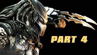 Let's Play Alien Vs Predator 3 Deutsch #04 Predator Story - Elder Predator Maske