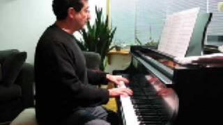 Charade - Henry Mancini - Izak Matatya, piano