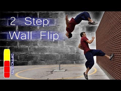 parkour wall flip - photo #29