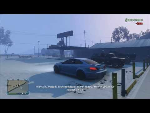 GTA 5 Online Winter Christmas Special Part 2 [HD]
