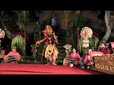 Bali Ubud Water Palace Ramayana Ballet