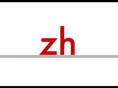 zh - Phonics - the unique sound in treasure usual vision