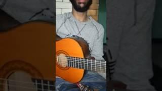 اغنية اتخنقت محمد محي - عزف و غناء بسام بن عمر