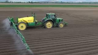 ПРОМАН - отличният хербицид от Белхим Кроп Протекшън в картофопроизводството