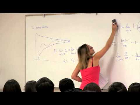 Math 2B. Calculus. Lecture 19. Sequences