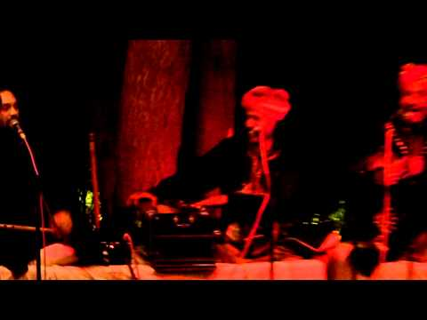 Shye Ben-Tzur performing live at The Forresta, Jaipur