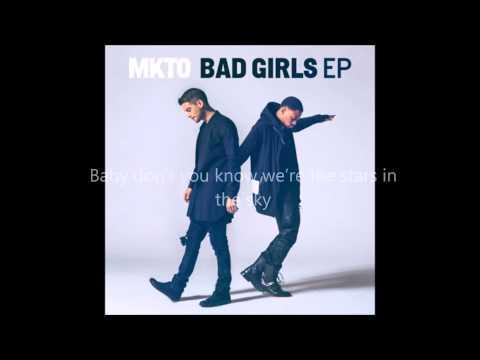 MKTO - Monaco lyrics video