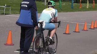 Петропавловск велоспорт на приз А.Винокурова 4 день 20км разделка