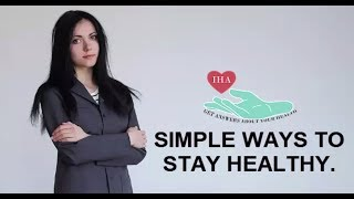 Simple Ways To Stay Healthy